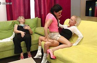 Lesbiana peluda lamida por una adolescente se la folla en la playa afeitada