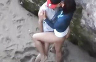 Bonito follando a mi tia en la playa botín nena consolador folla